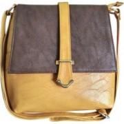 LI LEANE Women Multicolor PU Sling Bag