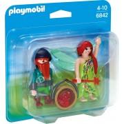 PLAYMOBIL - SET 2 FIGURINE - ELF SI PITIC (PM6842)