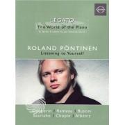 Video Delta Legato - The world of the piano: Roland Pöntinen - DVD
