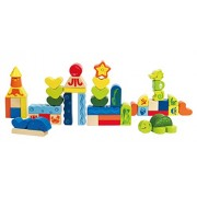 Hape International Hape Under The Sea Blocks (Red & White)