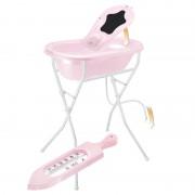 Set baie 5 piese TOP Tender rose Rotho-babydesign