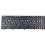 Eathtek Replacement Keyboard with Frame for Lenovo G500 G505 series Black US Layout (Not fit for G500s G505s series laptop!!)