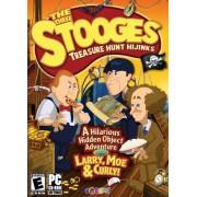 eGames The Three Stooges Treasure Hunt Hijinks PC