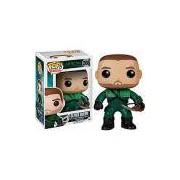 Boneco Pop Tv: Arrow Oliver Queen The Green Arrow - Funko