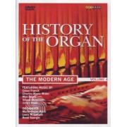 Video Delta History of the organ - The modern age - Volume 4 - DVD