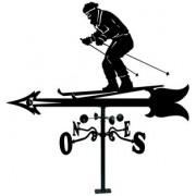 Veleta Tejado de hierro Esquiador 900 mm.