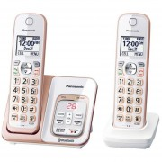 Telefonos Inalambricos Panasonic Kx-tgd562g Bluetooth 2 Pzs