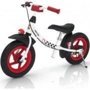 "Bicicleta Kettler Sprint Air Racing, fara pedale, Roti 12.5"" (Alb/Rosu)"