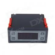 STC-200 Electronic microordenador inteligente Controlador de temperatura - Negro