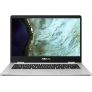 ASUS Chromebook C423NA-EB0063 Zilver 35,6 cm (14'') 1920 x 1080 Pixels Intel® Pentium® N4200 4 GB LPDDR4-SDRAM 64 GB eMMC