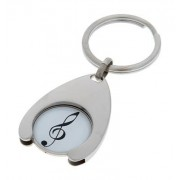 Zwerenz Limited Key Ring with Coin
