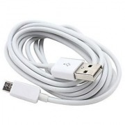 ShutterBugs Micro Usb Data Cable Short Flat Cable Compatible For Mobile