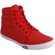 RockSoft Rocking Sneakers For Men(Red)