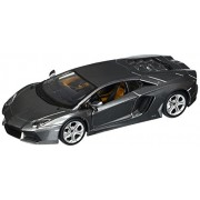 Lamborghini Aventador Lp700 4, Gray Maisto 31210 1/24 Scale Diecast Model Toy Car