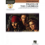 Hal Leonard Pirates of the Caribbean for Trombone Play-Along