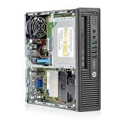 HP Hewlett-Packard HP Elitedesk 800 G1 USDT i5-4570s 2.90GHz 8GB DDR3 500GB HDD