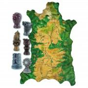 Dark Horse Game of Thrones Kaartmarkers en kaart
