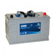 EXIDE HEAVY EF1202 12V 120Ah TRUCK autó akkumulátor jobb+