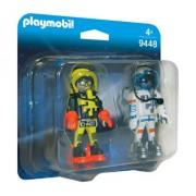 Playmobil Space, Set 2 figurine - astronaut