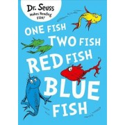 One Fish, Two Fish, Red Fish, Blue Fish, Paperback