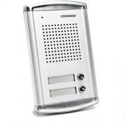 Interfon de exterior Commax DR-2A2N, 2 familii, ingropat, 3 fire