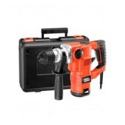 Black & Decker Martillo Black+Decker KD1250 - SDS-Plus 1.250 W 3,5 J con maletín