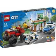60245 LEGO and reg City Furtul cu Monster Truck 60245