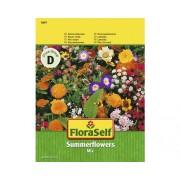 Mix seminte pentru flori FloraSelf 'Flori de vara pitice'