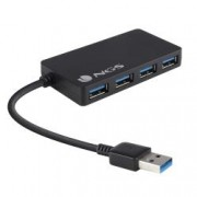 NGS HUB USB IHUB3.0 4 PORTE USB 3.0 compatibile USB1.1 & USB 2.0 8435430613