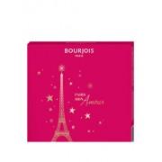 Set cadou Bourjois Paris Mon Amour (Mascara Volume Reveal Adjustable Volume + Fard de obraz Le Duo Blush, 1 Soft Pink)
