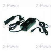 2-Power Bil-Flyg DC Adapter HP 19V 4.74A 90W (4.8*1.7mm)