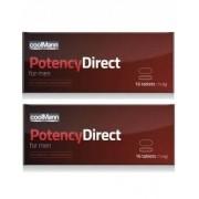 CoolMann - Male Potency Direct 20 kapslar