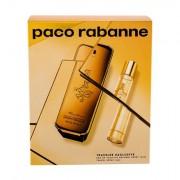 Paco Rabanne 1 Million confezione regalo eau de toilette 100 ml + eau de toilette 20 ml uomo