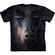The Mountain Honden T-shirt Doberman