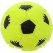 Toi-toys Pufferbal Voetbal Geel 13 Cm