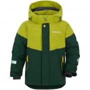 Didriksons Lun Kids Jacket Grön