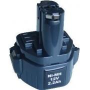 Akkumulátor D31E, D55E és D62E prészszerszámokhoz - Ni-MH, 12V, 2200mAh AKKU1 - Tracon