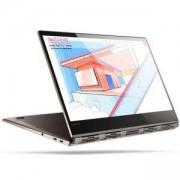 Лаптоп Lenovo Yoga 920 13.9 UltraHD IPS Touch (3840x2160) i7-8550U up 4.0GHz QuadCore, 16GB DDR4 onboard, 1TB SSD m.2, Backlit KBD, Fingerprint reader