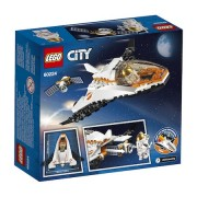 LEGO City Space Port - Misiune de reparat sateliti 60224 (Brand: LEGO)