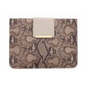 Tablet Case Allis voor de iPad 2 / 3 / 4 - Natural Snake & Pale Gold