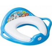Reductor toaleta moale Cars Albastru copii bebelusi