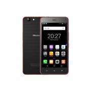 """Smartphone HISENSE C30 Lite 5"""" HD Quad-Core 1.3 GHz/2GB+16GB/5MP+8MP/Android 7.0 4G Red"""