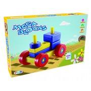 Mega Blocks - Block game for Age 2+