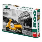 Dino puzzle 500 kom koloseum