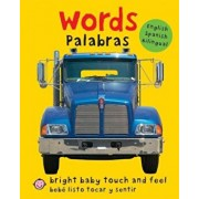 Words/Palabras, Hardcover/Roger Priddy
