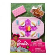 Set Barbie, mobilier exterior picnic