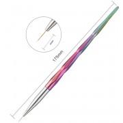 Nail Art   Painting pen  Tekening voor nagels en hulpmiddel voor painting   Regenboog kleur  