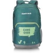 Fastrack Gameboy 40 L Laptop Backpack(Green)