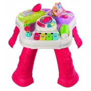 Vtech - Masuta cu activitati Play and Learn, Roz