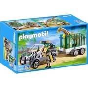 Playmobil Dierentransport met Aanhanger - 4855